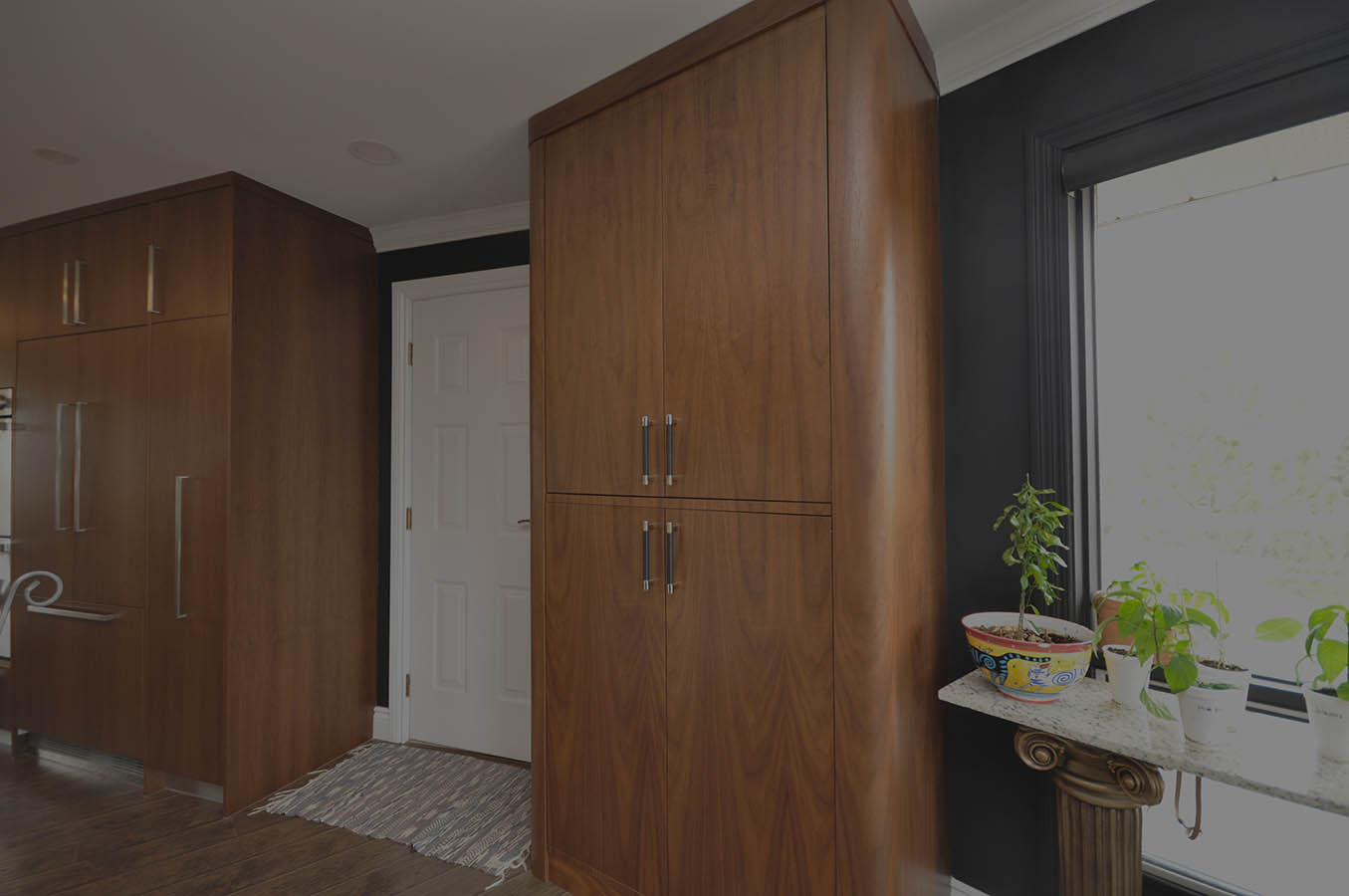 Cabinet doors and finishes